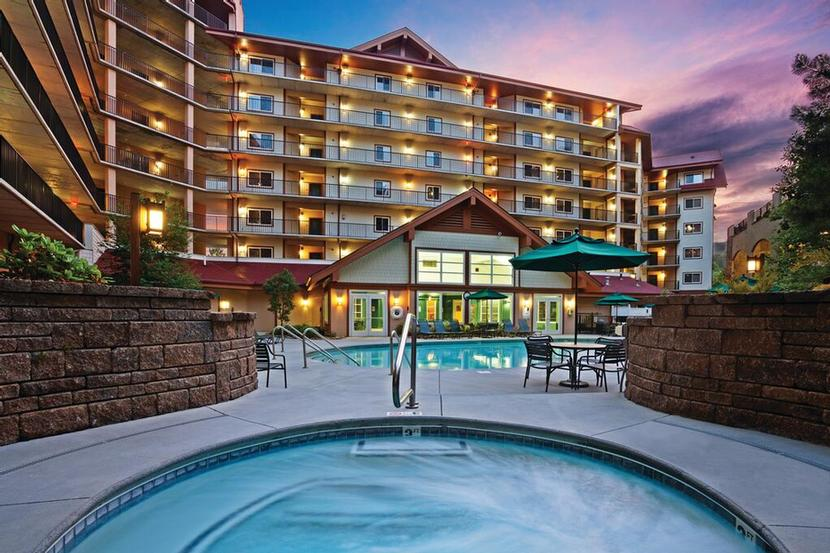 Holiday Inn Club Vacations Gatlinburg Smoky Mountain Rst 1 of 6