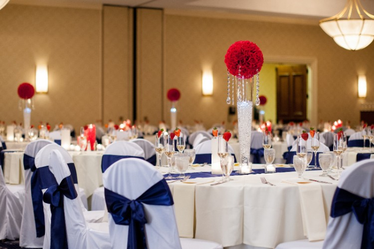 Elegant Ballroom Perfect For Weddings 5 of 15