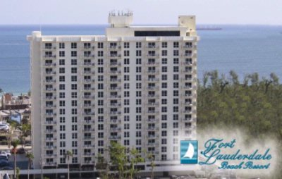 Fort Lauderdale Beach Resort (Condo Hotel)