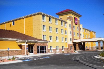 Comfort Suites Rapid City 1 of 12