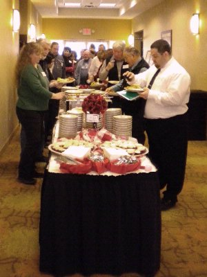 Buffet Line 12 of 12