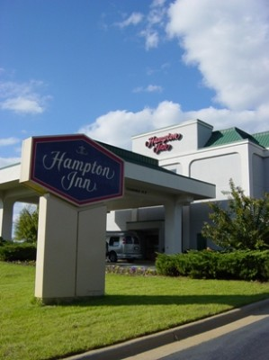 Hampton Inn Mebane 1 of 11