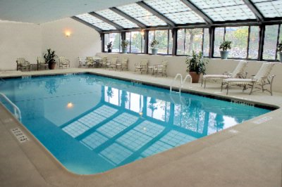 Doubletree Mahwah Hotel Indoor Pool 8 of 26