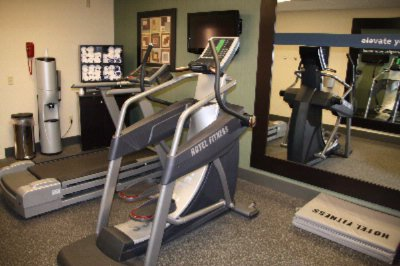 Recently Renovated Fitness Room 11 of 11