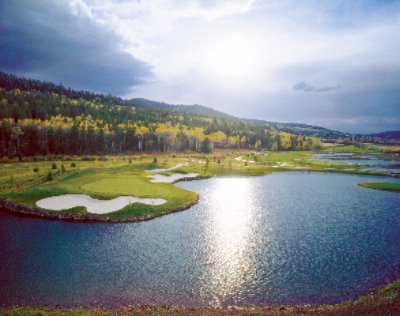 Teton Springs Golf Course 3 of 16