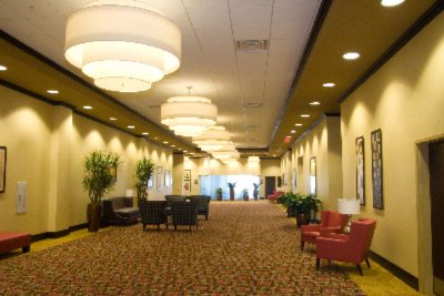 Embassy Suites Columbus -Airport Prefunction Area 15 of 17