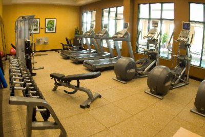Embassy Suites Columbus -Airport Fitness Center 6 of 17