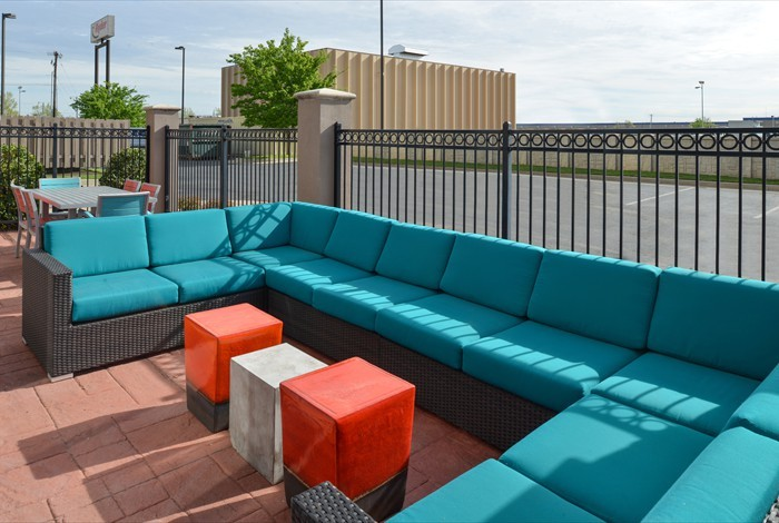 The Ideal Outdoor Seating Area For Gathering With Friends Or Enjoying The Peace Of Outside. 12 of 12