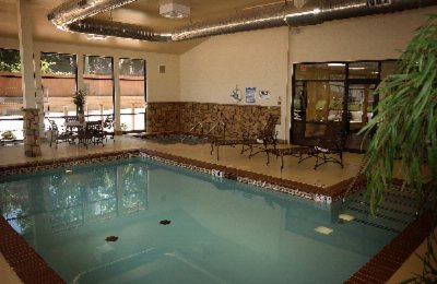 Indoor Pool And Spa 5 of 11