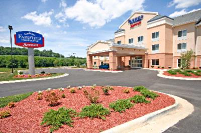 Wytheville Fairfield Inn & Suites 1 of 14