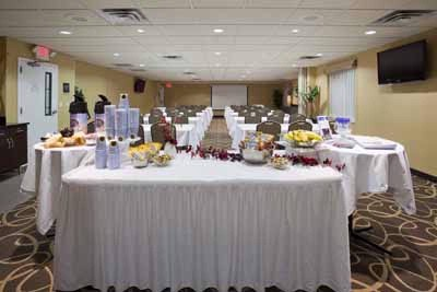 Meeting Space At The Holiday Inn Express & Suites Rogers Mn 12 of 22