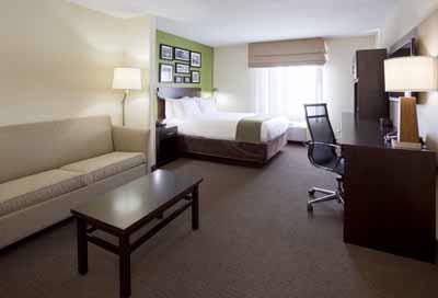 King Suite At The Holiday Inn Express & Suites Rogers Mn 16 of 22