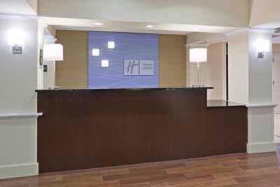 Lobby At Holiday Inn Express & Suites Rogers Mn 3 of 22