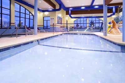 Activity Pool At The Holiday Inn Express & Suites Rogers Mn 19 of 22