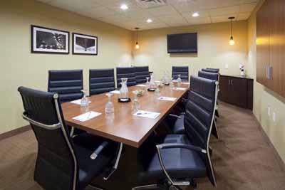 Executive Board Room At The Holiday Inn Express & Suites Rogers Mn 7 of 22