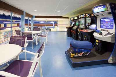 Arcade At The Holiday Inn Express & Suites Rogers Mn 8 of 22