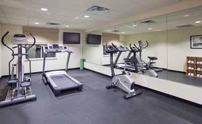 Fitness Room At The Holiday Inn Express & Suites Rogers Mn 9 of 22