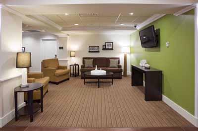 Lobby At The Holiday Inn Express & Suites Rogers Mn 10 of 22