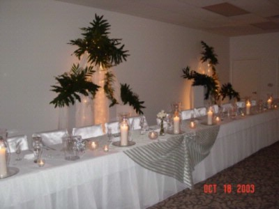 Head Table 8 of 9