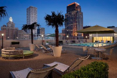 Holiday inn downtown superdome new orleans la 330 for Hotels near mercedes benz stadium new orleans