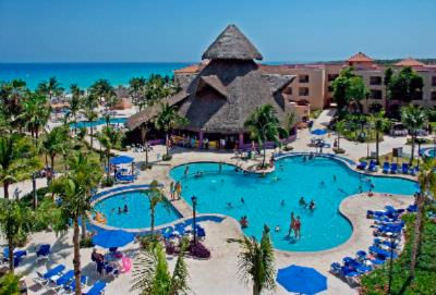 Sandos Playacar Beach Resort & Spa All Inclusive Main Pool