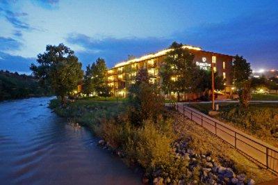 Doubletree Hotel Durango 501 Camino Del Rio Co 81301