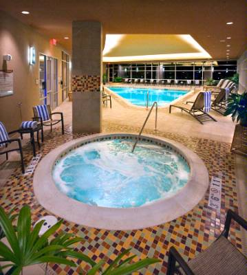 Indoor Heated Pool And Jacuzzi 15 of 25