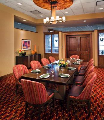 Pebble Brook Private Dining Room 24 of 25