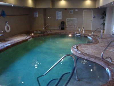 Holiday Inn Express Cedar Hill Tx Indoor Pool 5 of 9