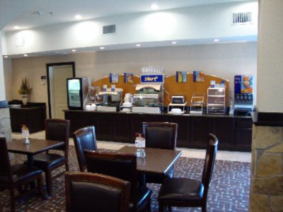 Holiday Inn Express Cedar Hill Breakfast Area 8 of 9