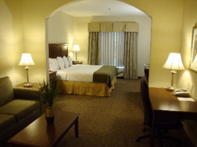 Holiday Inn Express Cedar Hill Tx King Suite 9 of 9