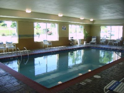 Indoor Heated Pool 9 of 13