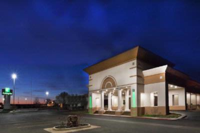 Image of Holiday Inn Lubbock Park Plaza