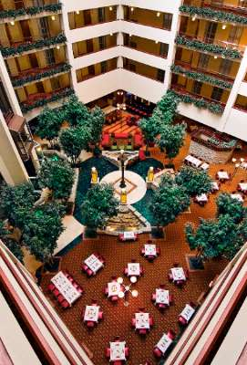 Nine Story Atrium 2 of 2