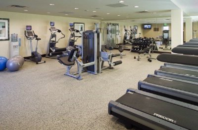 Complimentary 24 Hour Access Fitness Center 12 of 12