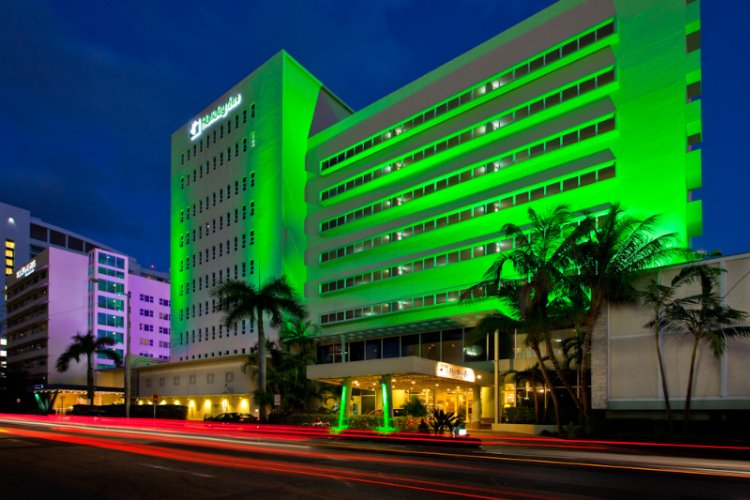 Holiday Inn Miami Beach Oceanfront 4333 Collins Ave Fl 33140