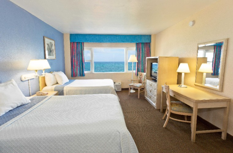 Lexington Hotel Miami Beach Oceanfront Room With 2 Double Beds 27 of 31