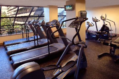 Get Your Heart Racing In Our Fitness Center. 6 of 9
