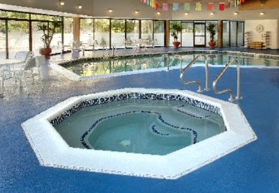 Take A Dip In Our Indoor Pool And Spa 9 of 9
