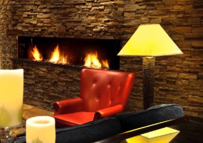 Sheraton Toronto Airport Hotel & Conference Centre Fireplace