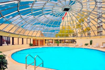 Atrium Enclosed Swimming Pool And Whirlpool 4 of 11
