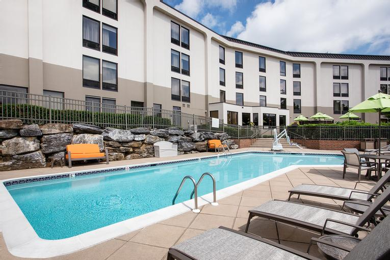 Take A Dip In Our Seasonal Heated Outdoor Pool. 10 of 10