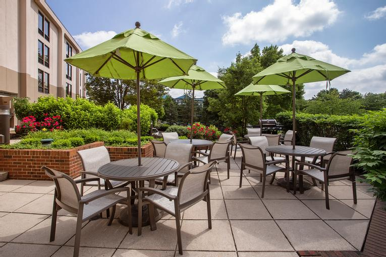 Take Advantage Of Our Poolside Grill And Patio Seating While Staying At Our Lancaster Hotel. 9 of 10