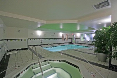 Our Indoor Heated Pool And Spa. 6 of 16