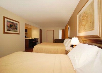 Quality Suites Pittsburgh All Suite Hotel With Fully Equipped Kitchens.