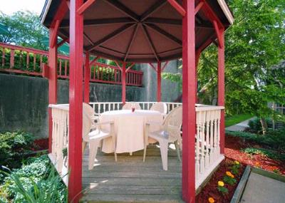 Gazebo And Bbq Grills 8 of 11