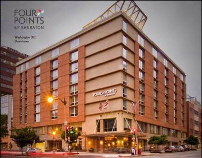 Image of Four Points by Sheraton Washington DC Downtown
