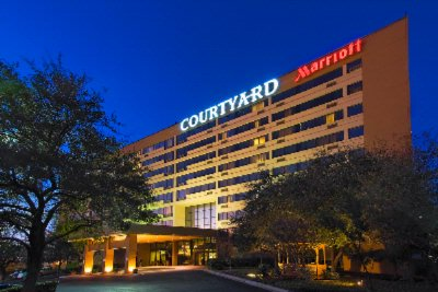 Courtyard by Marriott Austin University Area Courtyard By Marriott Austin-University Area