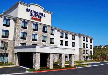 Springhill Suites Exterior 3 of 17