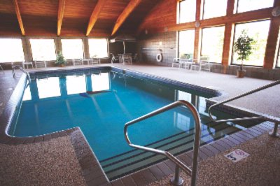 Spacious Indoor Heated Pool And Whirlpool 5 of 13